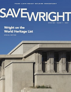 SaveWright Spring 2020 Cover