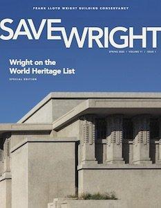 SaveWright Spring 2020 Cover